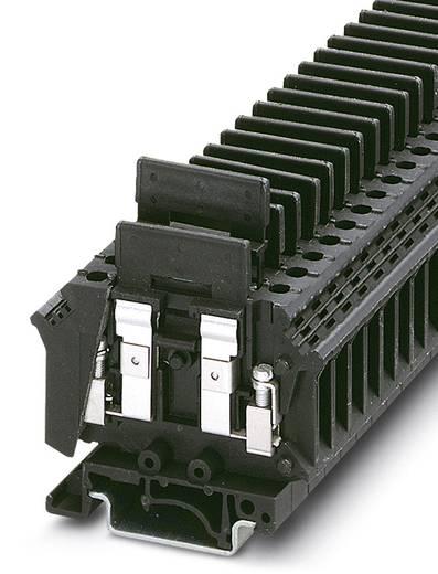 Sicherungsreihenklemme UK-SILED 24 BK Schwarz Phoenix Contact 50 St.