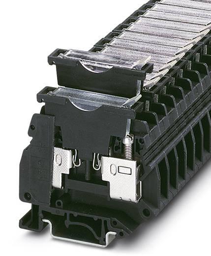 Phoenix Contact USIG MIT ST-SI 5022106 Sicherungsreihenklemme Polzahl: 2 0.5 mm² 16 mm² Schwarz 50 St.