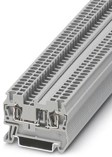 Phoenix Contact ST 2,5-DIO/R-L 3036518 Bauelementreihenklemme Polzahl: 2 0.08 mm² 2.5 mm² Grau 50 St.