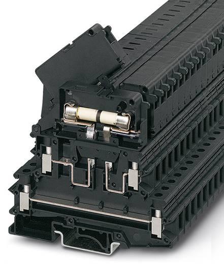 Sicherungsklemme UKK 5-HESILED 60 (5X20) Schwarz Phoenix Contact 50 St.