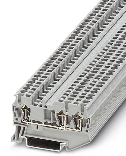 Bauelementreihenklemme ST 2,5-TWIN-R1K 0,6W Grau Phoenix Contact 50 St.