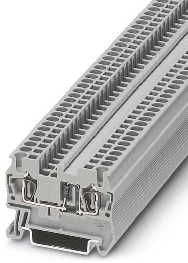 Durchgangsreihenklemme ST 2,5-R 15K Grau Phoenix Contact 50 St.