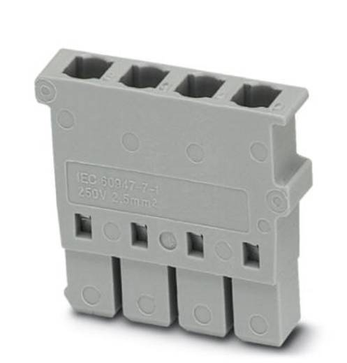 Stecker SP 2,5/ 4 NZ:4 Grau Phoenix Contact 50 St.