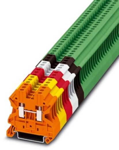 Phoenix Contact UT 2,5 YE 3045059 Durchgangsreihenklemme Polzahl: 2 0.14 mm² 4 mm² Gelb 50 St.