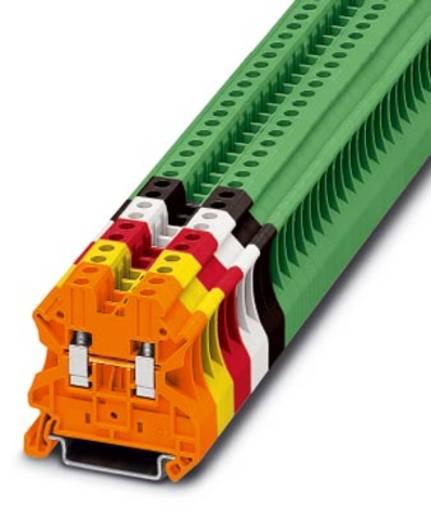 Phoenix Contact UT 4 GN 3045156 Durchgangsreihenklemme Polzahl: 2 0.14 mm² 6 mm² Grün 50 St.