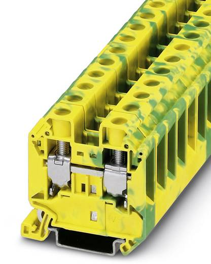 Schutzleiter-Reihenklemme UT 16-PE Grün-Gelb Phoenix Contact 50 St.