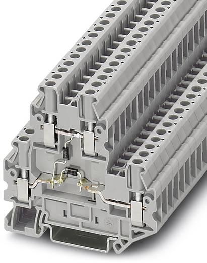 Bauelementreihenklemme UTTB 2,5-2DIO/O-UL/UR-UL Grau Phoenix Contact 50 St.