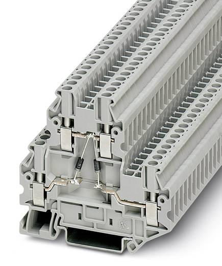 Bauelementreihenklemme UTTB 2,5-2DIO/O-UL/O-UR Grau Phoenix Contact 50 St.