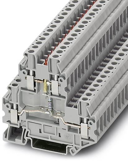 Phoenix Contact UTTB 2,5-LA 230 3046715 Bauelementreihenklemme Polzahl: 4 0.14 mm² 4 mm² Grau 50 St.