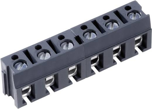 Schraubklemmblock 2.50 mm² Polzahl 6 AK110/6DS PTR Grau 1 St.