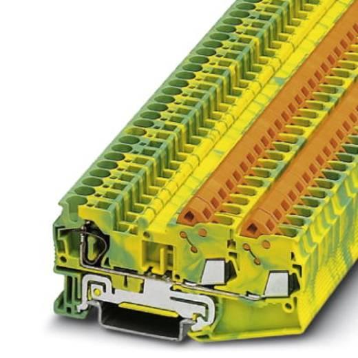 Durchgangsreihenklemme QTCS 2,5-TWIN-PE QTCS 2,5-TWIN-PE Phoenix Contact Grün-Gelb Inhalt: 50 St.