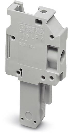 Stecker UP 4/ 1 Grau Phoenix Contact 50 St.