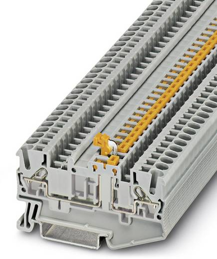 Direktanschlussklemme DT 2,5-MT Grau Phoenix Contact 50 St.