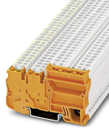 Phoenix Contact STIO-IN 2,5/3-PE OG 3209086 Installationsschutzleiterklemme Polzahl: 4 0.08 mm² 2.5 mm² Orange 25 St.