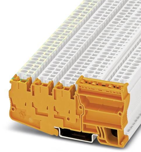 Phoenix Contact STIO-IN 2,5/4-PE OG 3209109 Installationsschutzleiterklemme Polzahl: 5 0.08 mm² 2.5 mm² Orange 25 St.
