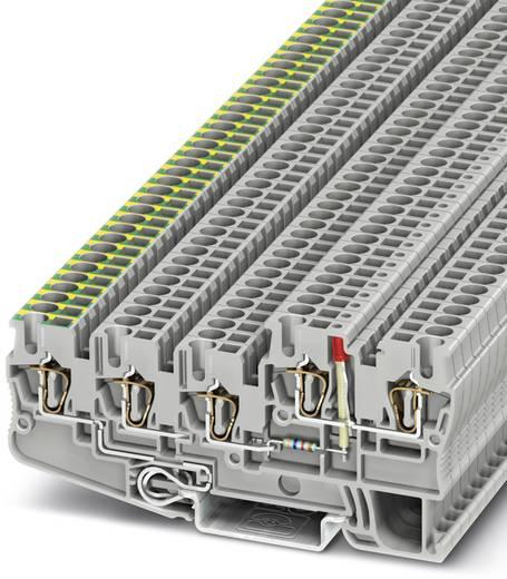 Initiatoren-/Aktorenklemme STIO 2,5/4-PE/2B/L-LA24RD/O-M Grau Phoenix Contact 50 St.