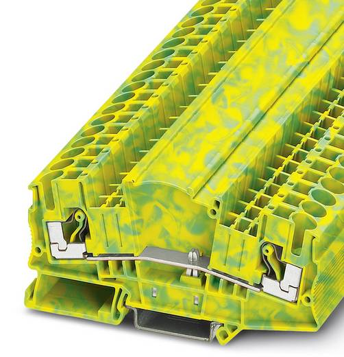 Schutzleiter-Reihenklemme DTMED 6-PE Grün-Gelb Phoenix Contact 50 St.