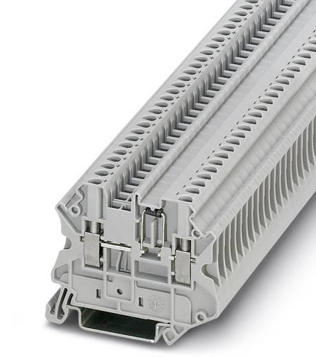 Phoenix Contact UT 2,5-MTD-DIO/L-R 3064137 Bauelementreihenklemme Polzahl: 2 0.14 mm² 4 mm² Grau 50 St.