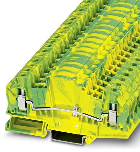 Schutzleiter-Reihenklemme UTMED 6-PE Grün-Gelb Phoenix Contact 50 St.