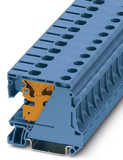 Phoenix Contact UTN 16 3245053 Trennklemme Polzahl: 2 6 mm² 16 mm² Blau 50 St.