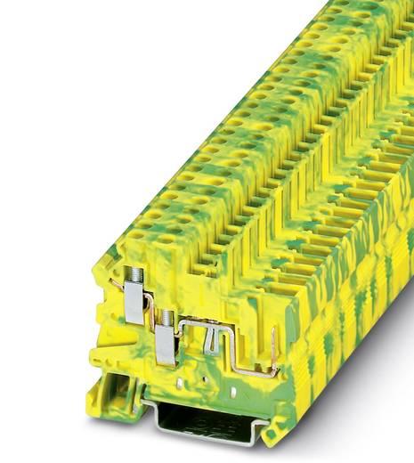 Schutzleiter-Reihenklemme UT 2,5-TWIN/1P-PE Grün-Gelb Phoenix Contact 50 St.