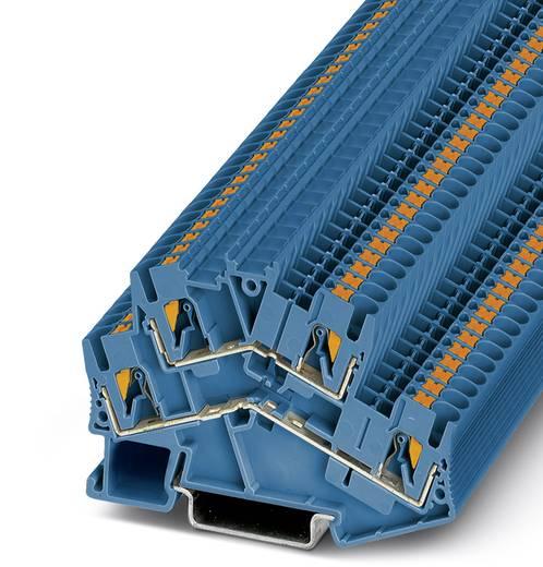 Phoenix Contact PTTBS 2,5 BU 3209617 Doppelstockklemme Polzahl: 4 0.14 mm² 2.5 mm² Blau 50 St.
