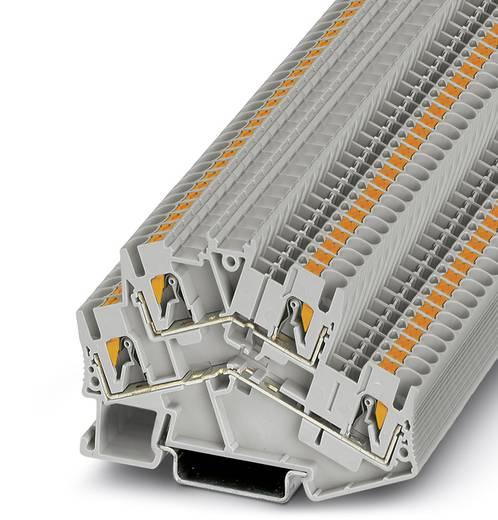 Phoenix Contact PTTBS 2,5 3209604 Doppelstockklemme Polzahl: 4 0.14 mm² 2.5 mm² Grau 50 St.