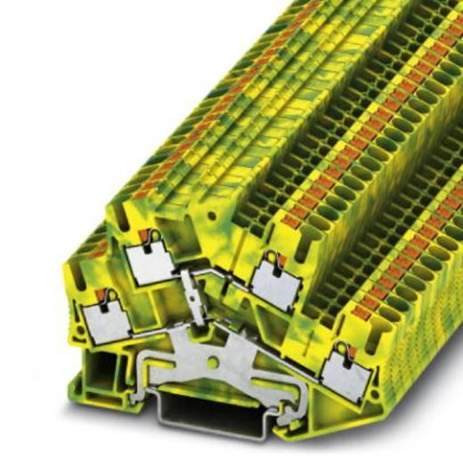 Phoenix Contact PTTBS 2,5-PE 3209620 Schutzleiter-Doppelstockklemme Polzahl: 4 0.14 mm² 2.5 mm² Grün-Gelb 50 St.