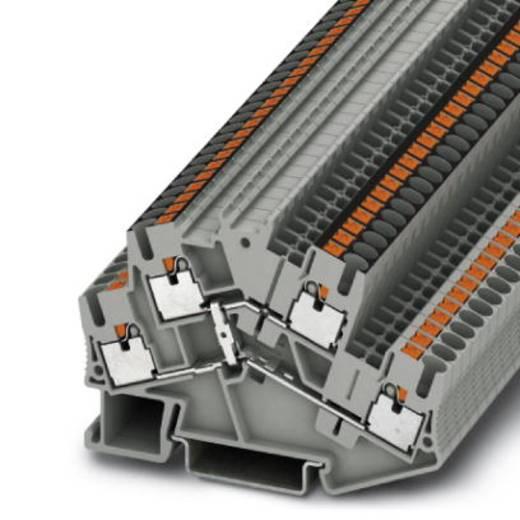 Phoenix Contact PTTBS 2,5-PV 3210211 Doppelstockklemme Polzahl: 4 0.14 mm² 2.5 mm² Grau 50 St.