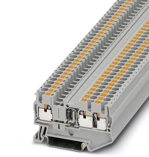 Phoenix Contact PT 2,5-TWIN-DIO/L-R 3210240 Durchgangsreihenklemme Polzahl: 3 0.14 mm² 2.5 mm² Grau 50 St.