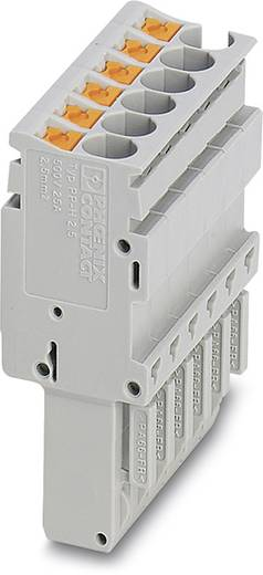 Stecker PP-H 2,5/ 4 PP-H 2,5/ 4 Phoenix Contact Inhalt: 50 St.