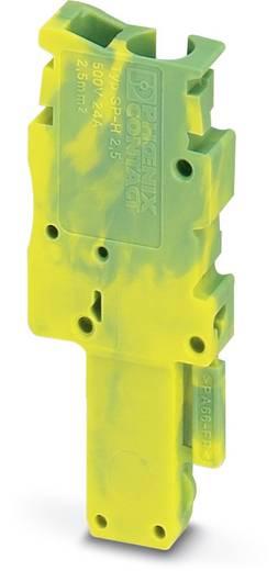 Stecker SP-H 2,5/ 1-L GNYE Grün-Gelb Phoenix Contact 50 St.