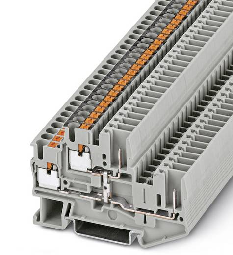 Doppelstock-Klemme PTTB 2,5/2P-PV Grau Phoenix Contact 50 St.