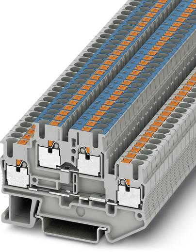 Doppelstock-Klemme PTTB 2,5-L/N Grau Phoenix Contact 50 St.