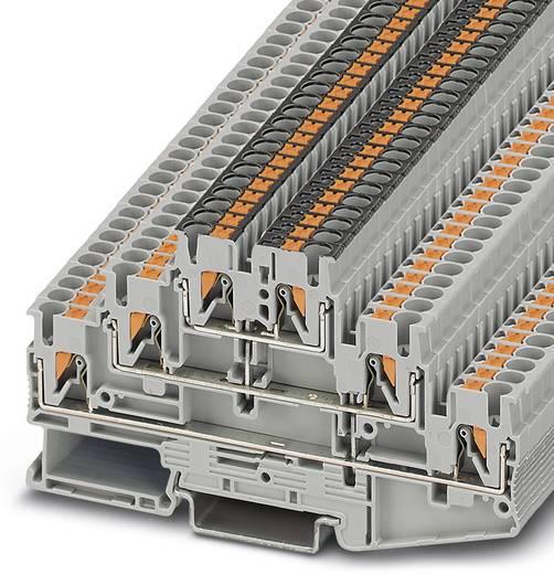 Mehrstockklemme PT 2,5-3PV Grau Phoenix Contact 50 St.