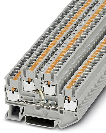 Phoenix Contact PTTB 2,5-LA 230 3211472 Durchgangsreihenklemme Polzahl: 4 0.14 mm² 2.5 mm² Grau 50 St.