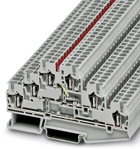 Mehrstockklemme ST 2,5-3L-LA 24RD/O-M Grau Phoenix Contact 50 St.