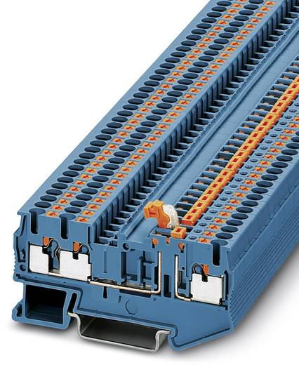 Phoenix Contact PT 2,5-TWIN-MT BU 3211663 Trennklemme Polzahl: 3 0.14 mm² 2.5 mm² Blau 50 St.