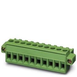 Zásuvkové púzdro na kábel Phoenix Contact MSTBT 2,5/ 3-STF-5,08 1805314, 25.04 mm, pólů 3, rozteč 5.08 mm, 50 ks
