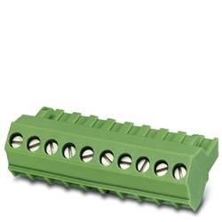 Zásuvkové púzdro na kábel Phoenix Contact SMSTB 2,5/ 3-ST BK AU 1849053, 25.60 mm, pólů 3, rozteč 5 mm, 50 ks