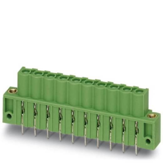 Buchsengehäuse-Platine ICV Phoenix Contact 1825750 Rastermaß: 5.08 mm 50 St.