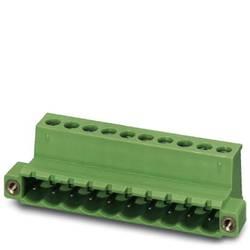 Zástrčkový konektor na kábel Phoenix Contact IC 2,5/ 3-STGF-5,08 1825514, 25.36 mm, pólů 3, rozteč 5.08 mm, 50 ks