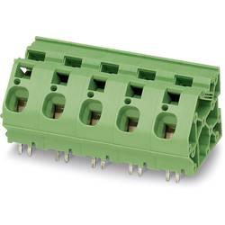 Pružinová svorka Phoenix Contact ZFKDSA 10-16,7 1987067, 16 mm², Počet pinov 1, zelená, 50 ks