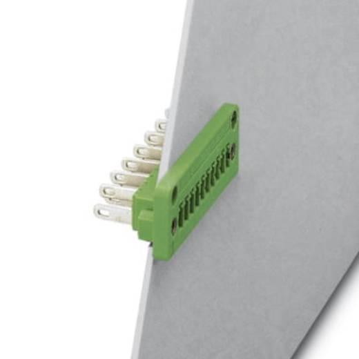 Schraubklemmblock 2.50 mm² Polzahl 4 STB 3/4-ST-5,08 Phoenix Contact Grün 50 St.
