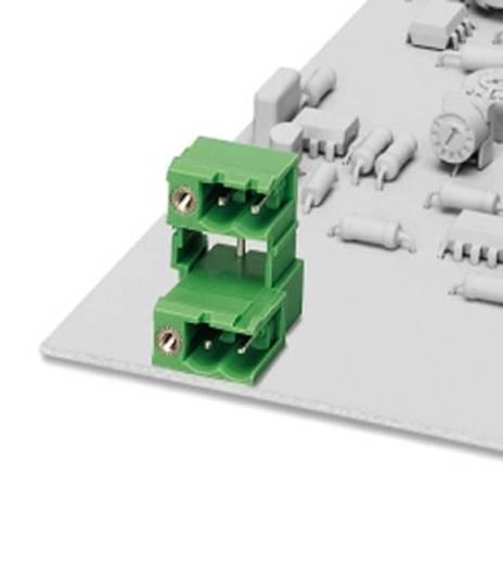 Stiftgehäuse-Platine MSTBVA Polzahl Gesamt 4 Phoenix Contact 1740372 Rastermaß: 5 mm 50 St.