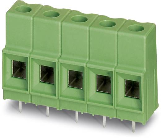 Schraubklemmblock 2.50 mm² Polzahl 4 MKDSO 2,5/ 4-L GY ANGEZ.SCHR. Phoenix Contact Grau 50 St.