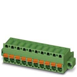 Zásuvkové púzdro na kábel Phoenix Contact FKC 2,5/ 3-STF 1910539, 25.60 mm, pólů 3, rozteč 5 mm, 100 ks
