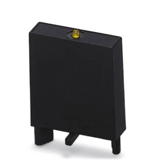 Steckmodul mit LED, mit Varistor 10 St. Phoenix Contact LV3-120-230AC/110DC Leuchtfarbe: Gelb Passend für Serie: Phoenix Contact Serie PR Passend für Modell: Phoenix Contact PR3