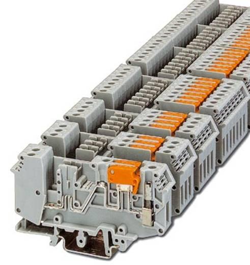 Phoenix Contact URELG 3-PMTK 2820709 Durchgangsklemme Polzahl: 3 0.2 mm² 4 mm² Grau 10 St.