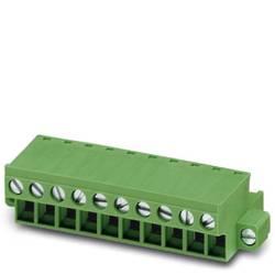 Zásuvkové púzdro na kábel Phoenix Contact FRONT-MSTB 2,5/ 3-STF-5,08 1777811, 27.20 mm, pólů 3, rozteč 5.08 mm, 100 ks